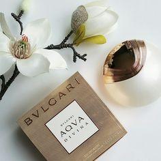 Különleges virágos-aquás illat a Bvlgaritól, újdonság a Parfümcenter kínálatában. Bvlgari - Aqua Divina