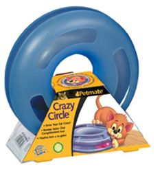 Petmate Crazy Circle Interactive Cat Toy * Visit the image link more details.