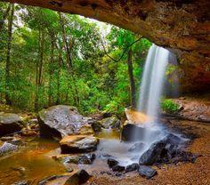 Waterfalls, Mountains , Australia