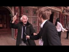 Theatre skills: The class visits Shakespeare's Globe to learn about how a fight scene is staged and choreographed. These Dream School lessons have been edite. Middle School Drama, Simon Callow, Teaching Theatre, Drama Teacher, Dream School, Drama Queens, School Lessons, Stage, Student