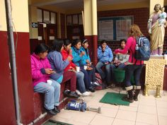 """Girl's Orphanage Peru Cusco Volunteering with Abroaderview.org Be ready to learn from the girls!! I probably learned more from them than I expected. If you want to teach them something, be prepared to speak up. The directors and """"mothers"""" mainly focus on the girls, not on what you're doing. Also, bring toilet paper with you wherever you go just in case! And dress in layers. It's April now and it's hot one minute and raining the next. Oh and make sure you have some extra money for weekend…"""