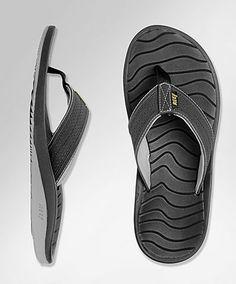 e74c540ddf162b The Men s Swellular Cushioned sandal in black