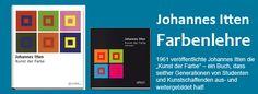 Itten Farbenlehre Johannes Itten, Aesthetic Experience, Students, Tutorials