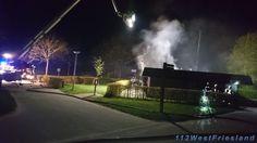 Politie onderzoekt mogelijke brandstichting toiletgebouw Streekbos