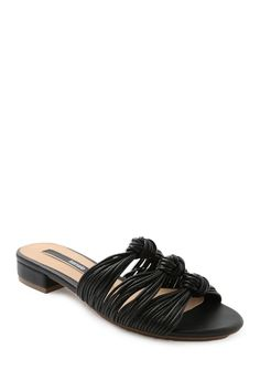 63c6abba00af Classic Black Kensie Kylee Strappy Sandals Coolest Shoes Ever