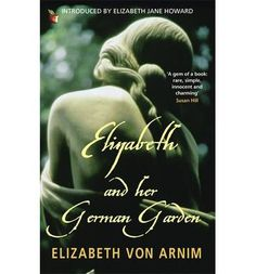 Elizabeth and Her German Garden by Elizabeth von Armin - read in April 2013 . . . 4 stars . . . (Fiction, Classic) . . I've been wanting to read von Arnim for some time and decided to start with this title, her 1898 debut, because it is the one that Crawley House's Mr. Molesley gave to Anna Smith when he tried to court her during Mr. Bates' first absence in early season 2 of Downton Abbey.   . . . (please click through to read more).