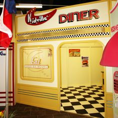 Diner Playhouse