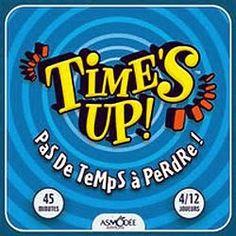 Time's up, on a jamais joué avec le vrai jeu mais on le fabrique en soirée, culte