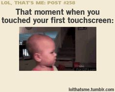 Oh, I remember getting my tablet . . . it was so cool! ;)