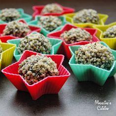 Bomboane raw cu seminte de canepa / Raw hemp seed chocolates - Madeline's Cuisine