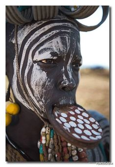Though now in Africa you also have people who live in modern day houses like us. The woman tend to dress more traditionally and the children play outside and go to school.                                                                                                                                                                                  More