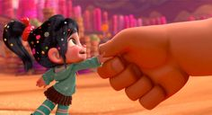 Google Image Result for http://media2.firstshowing.net/firstshowing/img5/wreckitralph-vanellope-ralphhand-full.jpg
