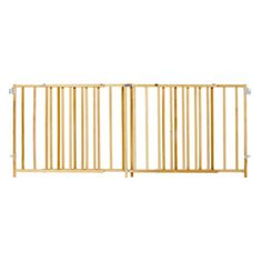 North States Extra Wide Wood Swing Gate