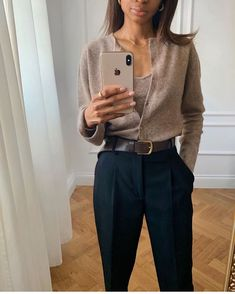 Spring Outfit Women, Spring Outfits, Winter Outfits, Looks Chic, Looks Style, Mode Outfits, Office Outfits, Office Wear, Office Outfit Summer