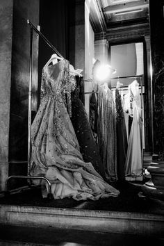 Zuhair Murad Backstage - Fall Winter 2014/2015 - Couture