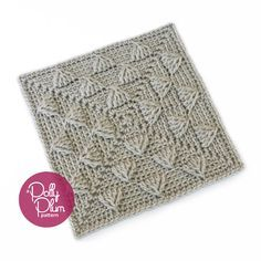 Mack the Knifeis the seventh square (fourth free) of the Stardust Melodies Crochet Along –a texture-rich afghan square crochet along. Click here to read more about the event and how you can parti…