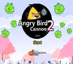 Angry Birds Cannon 2 Play thousands of free popular online games. Bookmark your favorite games, earn points and share it with your friends. Join the madness fun now!