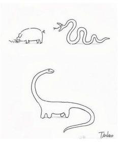 Start of the Dinosaurs  공룡의 시작