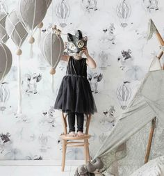 The Magic World of Mrs Mighetto - by Kids Interiors