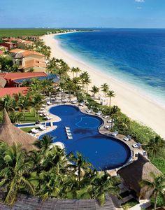 Best Mexico All-Inclusive Resorts | All-Inclusive Destination Weddings & Honeymoons | Zoetry Paraiso de la Bonita Riviera Maya