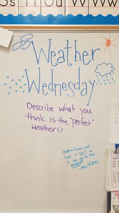 Days Of The Week Activities, Journal Topics, Morning Board, Bell Work, Responsive Classroom, Bell Ringers, Icebreakers, Wednesday Morning, Classroom Community