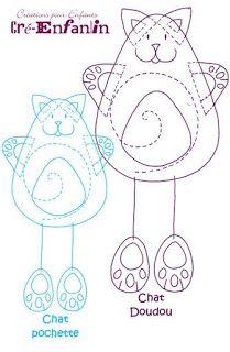 Moldes do Tessituras: Lindos moldes de bichinhos