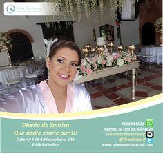 Que nada sonría por ti! Compartiendo con nuestros clientes los momentos más importantes Laurita Castillo Ariza.  Atrévete a generar cambios. Excelentes planes y descuentos. Agenda tu cita ya: 6571629 - WhatsApp: 3008934528 http://ninacontrerascmf.com/location/