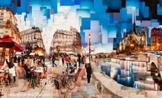 PARIS! (Credit: Adrian Brannan)