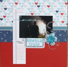 Love American Style layout by joannie