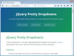 📌 20 Impressive jQuery Plugins to Replace the HTML Select Box Please check new stuff from the world. Contact us now for amazing things  😉 👉 http://namtech.com.au/contact-us  💪😎👌 #jQuery #javascript #namtech #lovetoshare #namtechnology