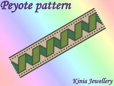 Check out this item in my Etsy shop https://www.etsy.com/listing/540566256/pt013-peyote-bracelet-pattern-odd-count