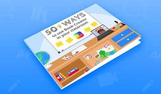 A free ebook for teachers looking for ideas, inspiration and tips for using Book Creator with their students.
