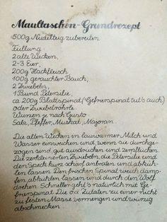 Gute Maultaschen in Berlin   Oma Lisbeths Maultaschen