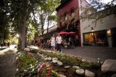 Beautiful & historic downtown #Aspen, #Colorado. Photo by Jeremy Swanson.