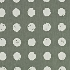 This retro pattern with painted irregular dots in Grey fabric is cotton, medium decorator weight, designed and made in the UK. The fabric is home decor weight and is perfect for curtains, table cloths and cushion covers. Stuart Graham, Printing On Fabric, Cube, Kids Rugs, Contemporary, Retro, Handmade Gifts, Prints, Blog