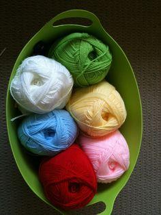 Cath Kidston Blanket -Beginnings   Flickr - Photo Sharing!