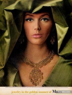 Monet (Jewels) 1967 Necklace