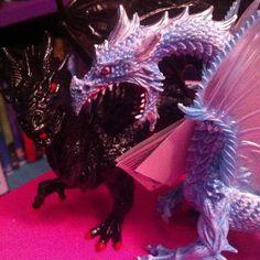 Safari Ltd. Dragons! Photo by Dragynally   Instagram