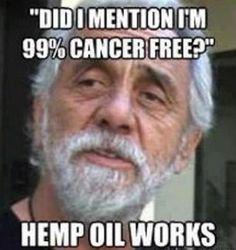 hemp oil cure