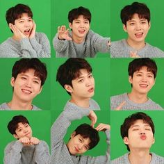 Woohyun being adorable even though he is cringey half the time.