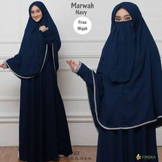 Marwah Syari by Friska Womens Fashion, Dresses, Vestidos, Women's Fashion, Dress, Woman Fashion, Gown, Outfits, Fashion Women