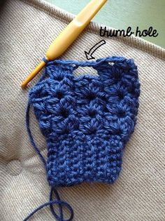 thumb hole