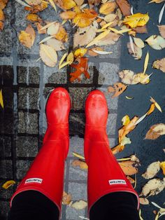 . Hunter Boots, Rubber Rain Boots, Autumn, Fall, Chic, Outfits, Shoes, Boston, Wanderlust
