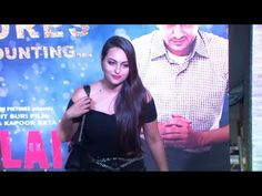 Sonakshi Sinha spotted at the success party of EK VILLAIN.