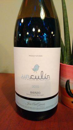 Unculín 2015 - DO Bierzo - Bodega José Antonio García Viticultor - Vino tinto joven - 100% Mencia - 14%