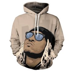 S-XXL Hooded Top Unisex Hoodie Don/'t Worry It/'s an AVA Thing!
