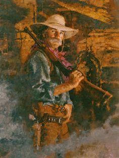 CMDudash - Western - Gallery5 OLD FRIEND OR OUTLAW?