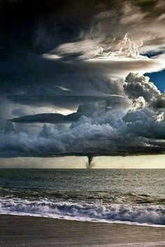 Beauty and Darkness / Contrasting Sides Of Mother Nature
