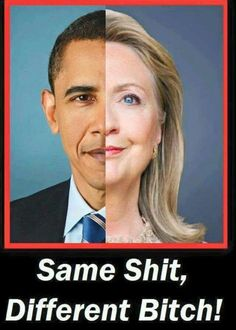 Both of these CROOKED CONNIVING CORRUPT CRIMINAL AND EVIL who want to implement the new world order and sharia law--they should be held accountable for their crimes