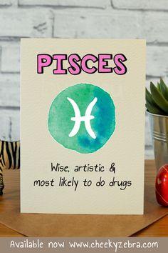 11 Horoscope Meanings Ideas Funny Birthday Cards Cards For Friends Birthday Cards For Friends